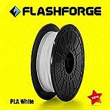 FLASHFORGE 3Dプリンター Dreamer&Finder専用 PLA フィラメント 日本正規代理店 (ホワイト)