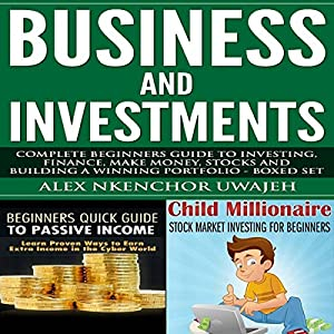 Business and Investments Audiobook