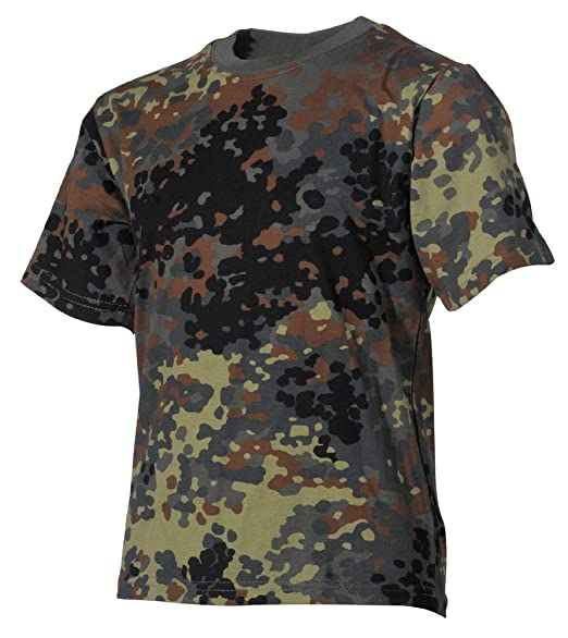 Army T Shirt Designs | Kinder Bw Us Army T Shirt Flecktarn S Xxl 122 176 122 128