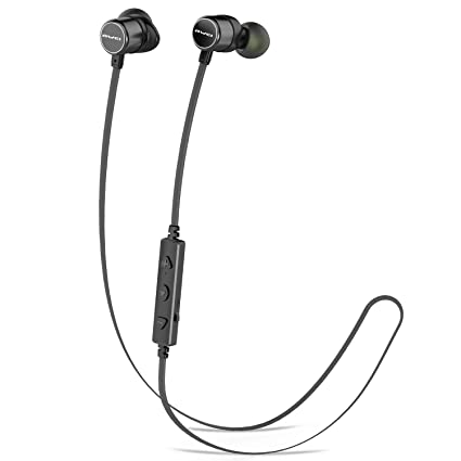97cdf868b5c Bluetooth Headphones, AWEI V4.2 Magnetic Headphones, Best IPX5 Waterproof  Sweatproof Wireless Sports