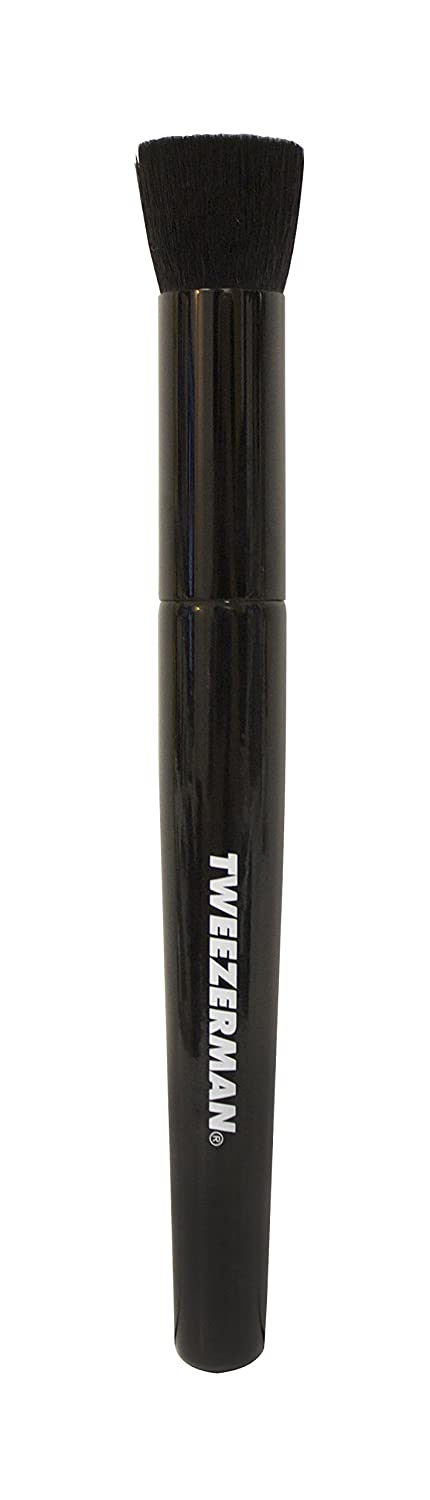 Tweezerman Flat Top Foundation Brush 1 Count 2607-BIQ