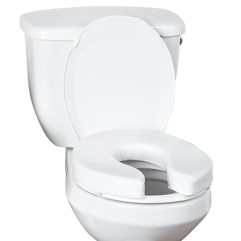 Portable Toilet Seat Riser 4 Quot Foam Elevated Raised