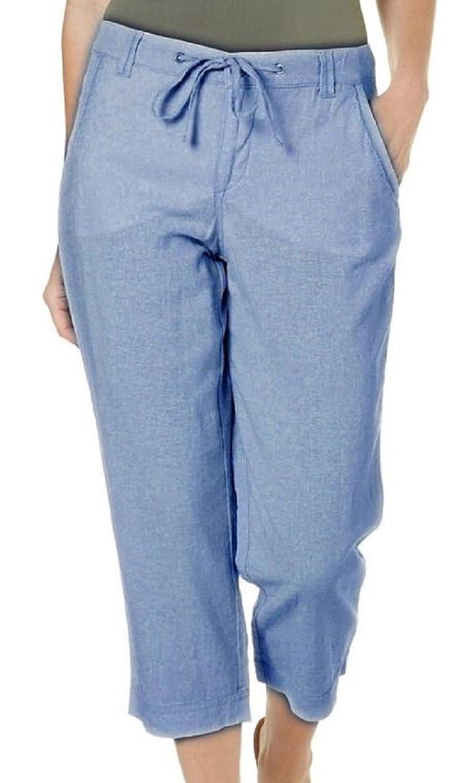 Gloria Vanderbilt Women's Haven Capri Pants