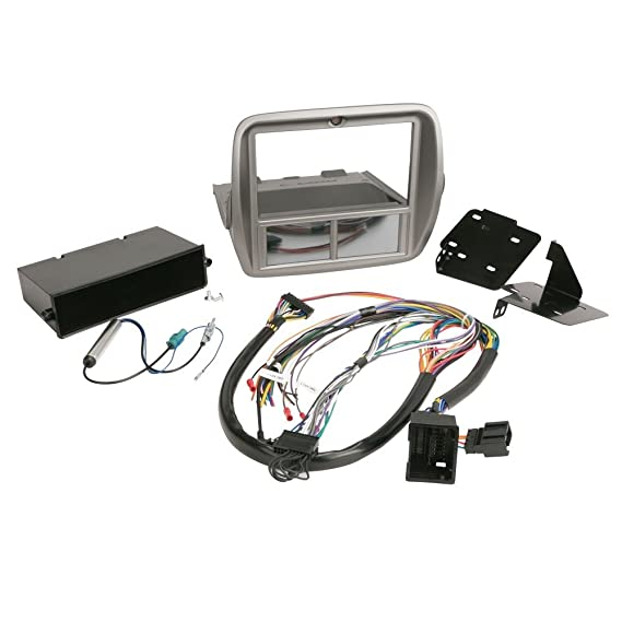 Scosche Itcgm01b 2010 To 2014 Chevrolet Camaro Integrated Touchscreen Control Itc 20 Solution Dash Kit: 2010 Camaro Selt Wiring Harness At Gundyle.co