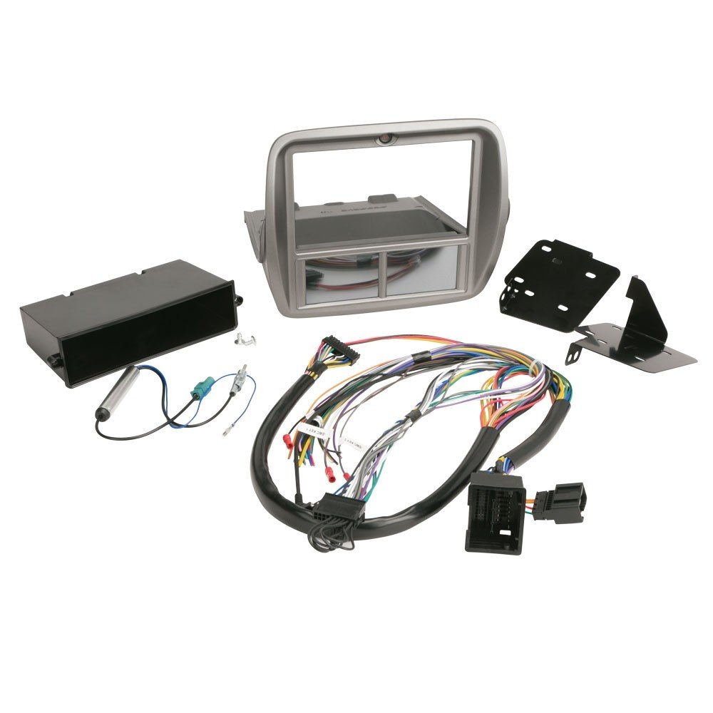 SCOSCHE ITCGM01B 2010 to 2015 Chevrolet Camaro Integrated Touchscreen Control ITC 2.0 Solution Dash Kit