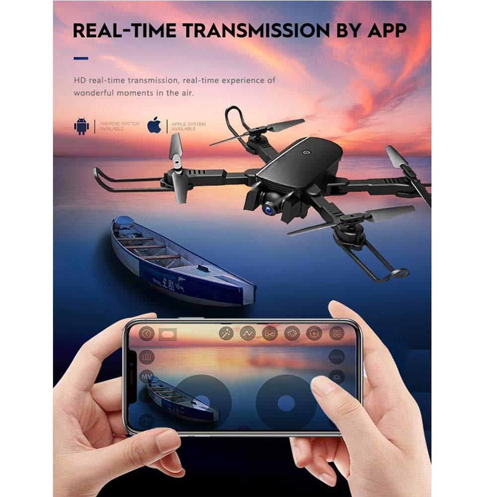 Drone para WiFi Cámara FPV 720P HD, Quadcopter, Sensor De Gravedad ...