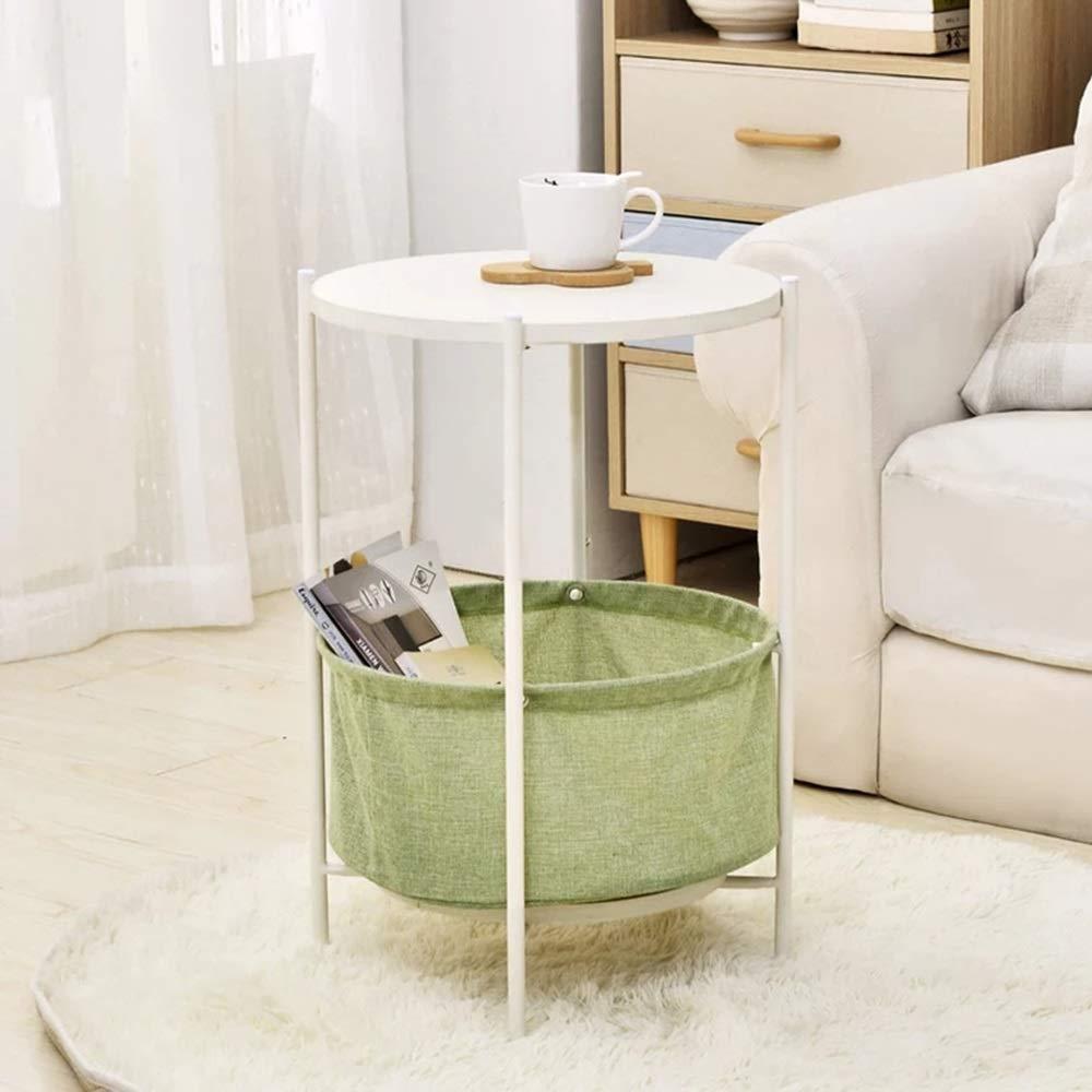 Amazon.com: Cesta de mesa de café multifuncional de madera ...