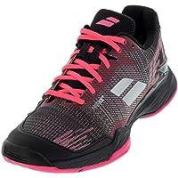 Babolat Jet Mach II Clay Sandplatzschuh Damen - Pink, Schwarz Tenis ayakkabısı. Kadın