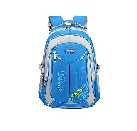 Mnory Casual Multi-Función Mochila Escolar Niño Estudiante Adolescente Backpack Resistente Portatil Mochilas Infantiles Viaje