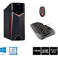 Computador Gamer, Acer Aspire GX-783-BR11, Intel Core i5, 8GB RAM, 1TB HD, HD NVIDIA GeForce GTX 1050Ti, Windows 10
