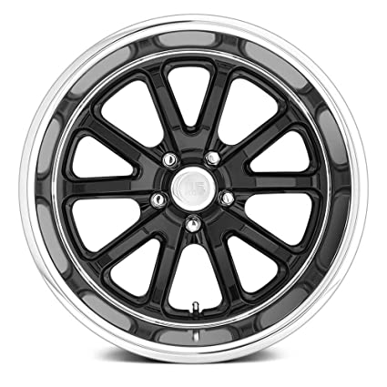 amazon us mags u121 rambler 18x8 5x114 3 1mm gloss black wheel 1957 Ford Custom 300 amazon us mags u121 rambler 18x8 5x114 3 1mm gloss black wheel rim automotive