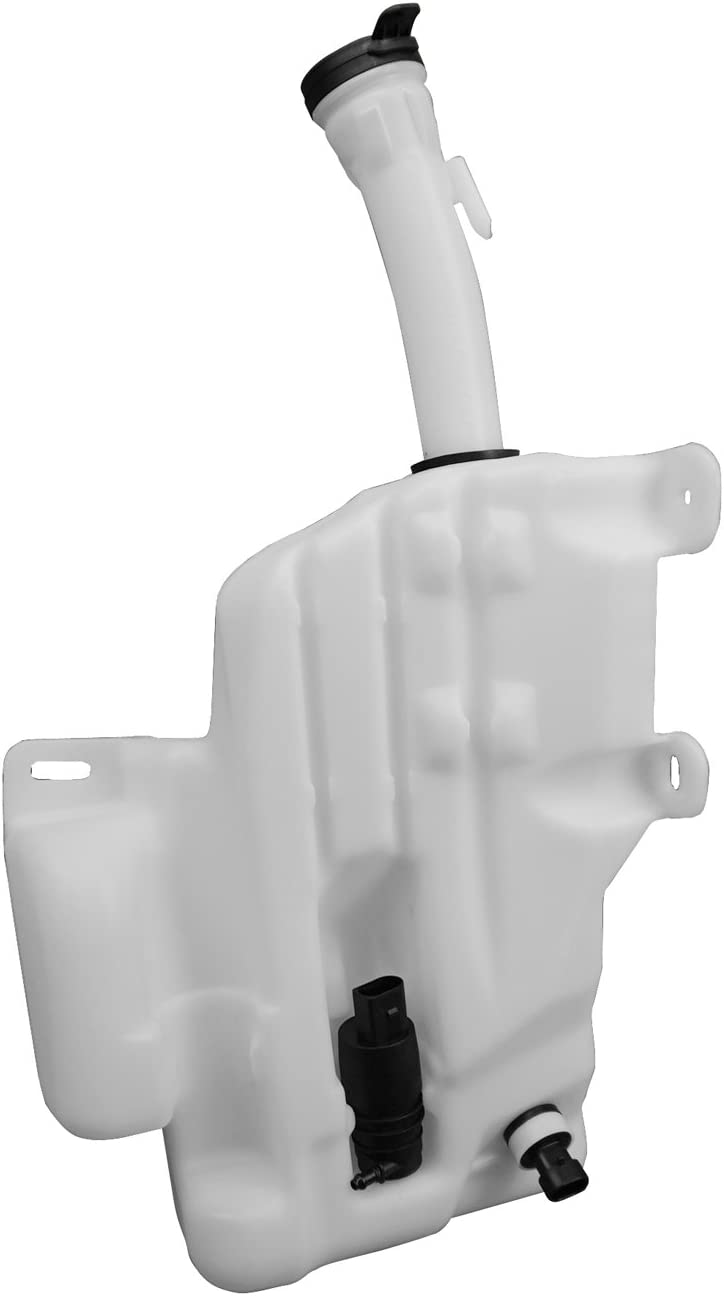 Multiple Manufacturers GM1288213 Windshield Washer Fluid Reservoir with Cap