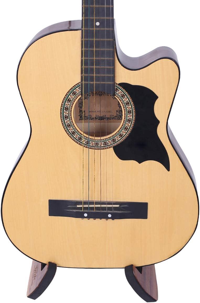 Soporte de madera para guitarra, portátil, plegable, soporte para ...