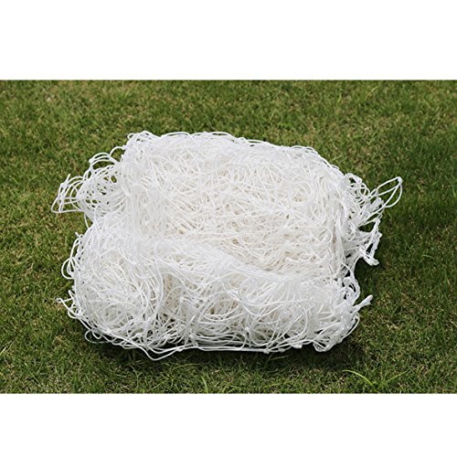 Strong Camel New Portable 24' x 8' Official Size Soccer goal Net Outdoor Football Training (Net Professional Soccer)