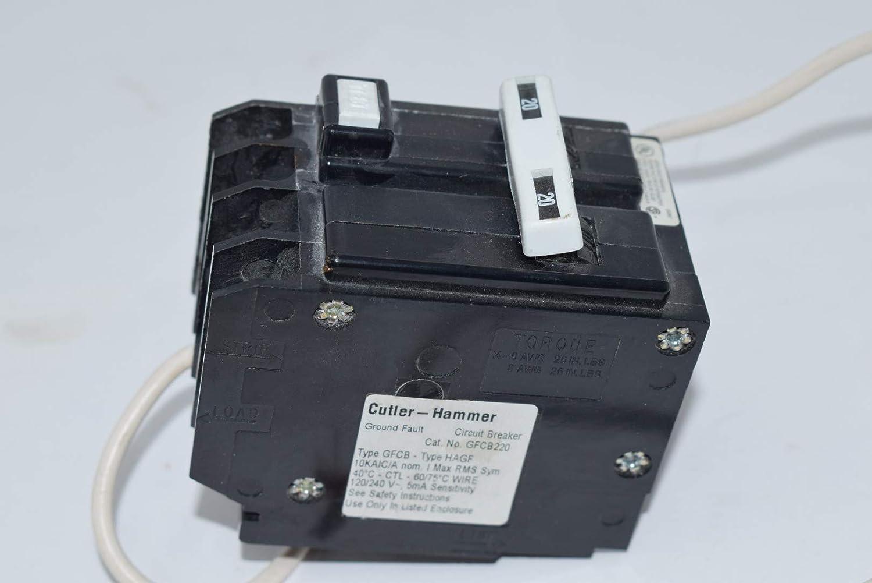 GFCI 20A SIEMENS QF220 Breaker 120//240V 2P