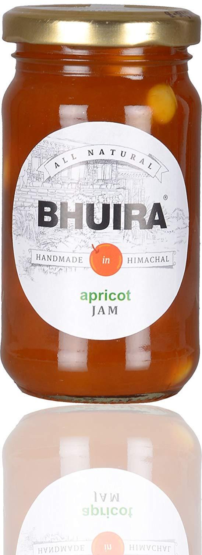 Bhuira Apricot Jam, 240grams