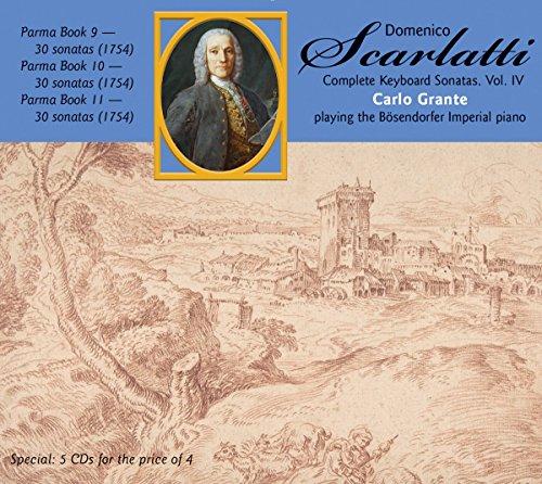Complete Keyboard Sonatas (Complete Keyboard Sonatas: Domenico Scarlatti, Vol. 4)