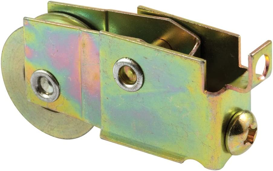 Prime-Line Products D 1514 Sliding Door Roller Assembly with 1-1//4-Inch Steel Ball Bearing