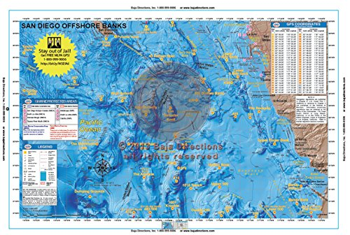 Baja Gps Map - 3