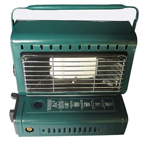 Calentador De Gas Estufas De Campamento Calentador Portátil De Gas Para Acampar Cocina De Gas Para