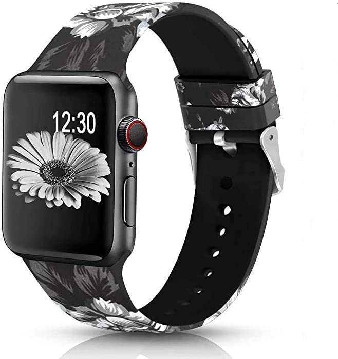 The Best Apple Watch 42 Mm Flower Band
