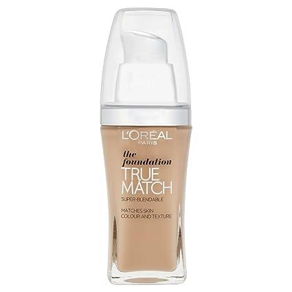 LOréal Paris True Match N2 Vanilla 30ml Frasco dispensador - base de maquillaje (