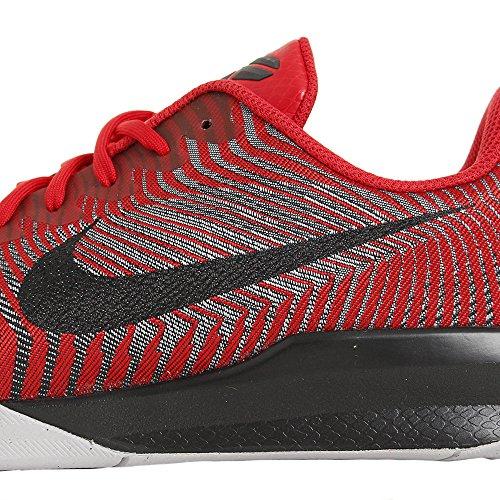 L Rouge Nike Homme Chaussures Sport II Rouge Rouge Mentality Loup Gris Université de Basketball Noir KB qywqRpac8