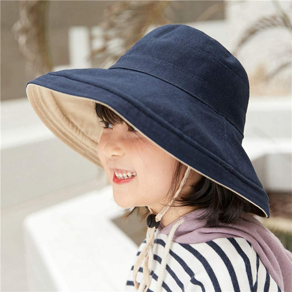 Dsood Swim /& Sun Bucket Hat All-Day UPF 50 Sun Protection-Wet or Dry