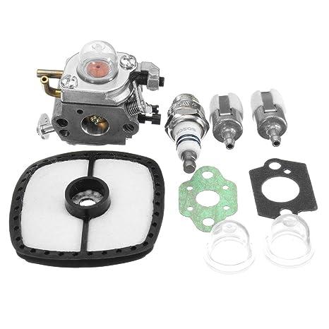 RENCALO Carburador Adecuado para Echo PB201 PS200 ES210 ...