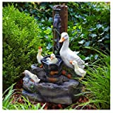Alpine WCT670 23″ Duck Family Fountain Review