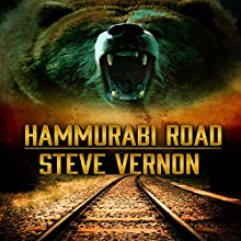 Hammurabi Road: A Tale of Northern Ontario Vengeance Audiobook by Steve Vernon Narrated by Robert Thaler