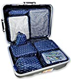 8 Set Travel organizers Packing Сubes Luggage