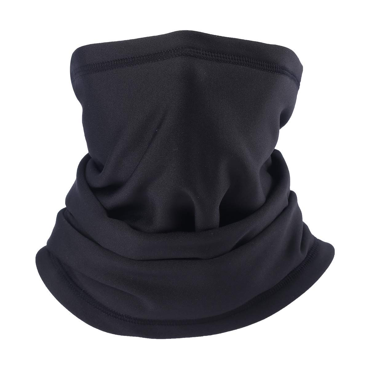 Oumers Neck Gaiter Warmer Face Mask Scarf for Men & Women in Outside Winter Activities/Windproof, Breathable