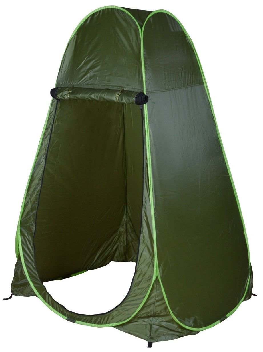 Generic YC-US2-160128-187 <8&30831> ng RoomBathing Toi Toilet Changing Green Portable Tent Camping Pop Up Fishing & Bathing Room Green Porta by Generic (Image #1)