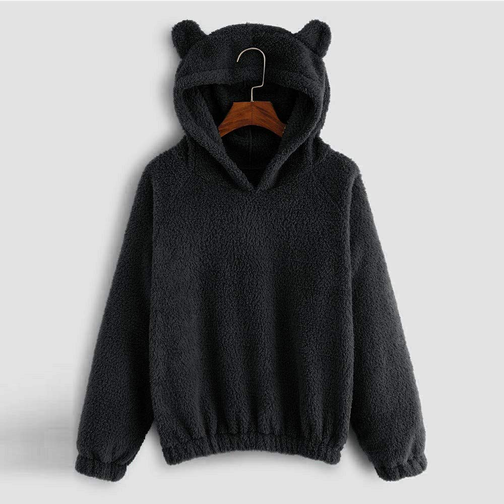 Logobeing Chaqueta Suéter Abrigo Jersey Mujer Originales ...