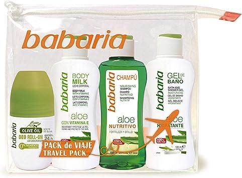 Babaria, Kit para baños - 400 ml.: Amazon.es: Belleza