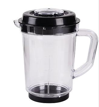 sduck batidora jarra de recambio para Magic Bullet 1-liter capacidad para batidos de leche