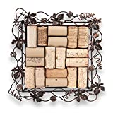 Epic Products Cork Collector's Trivet, 8 by 8-Inch