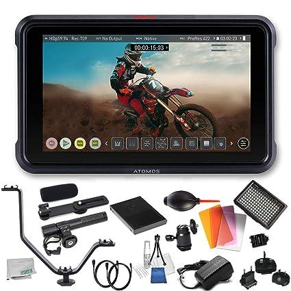 Amazon.com : Atomos Ninja V 4Kp60 10bit HDR Daylight ...