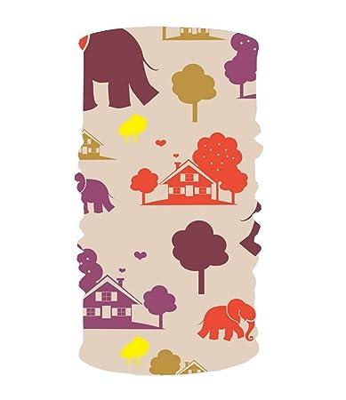 Amazon.com : Headband Indian Pattern Elephant Headwear Sport ...