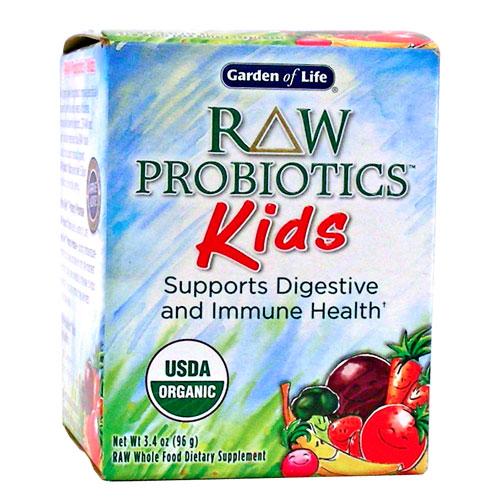 Garden of Life premières probiotiques enfants, 96 grammes