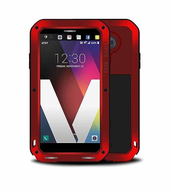 the latest 3cb61 46aa9 Amazon.com: LG V20 Case,Antifall/Shockproof/Dustproof/Waterproof ...