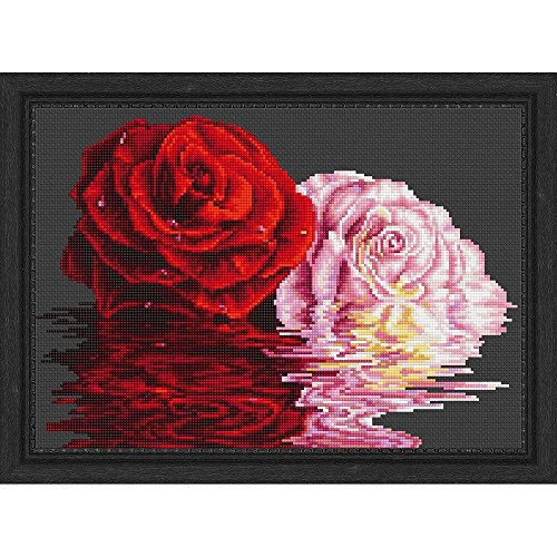 Lucas Cross Stitch Kit He & She
