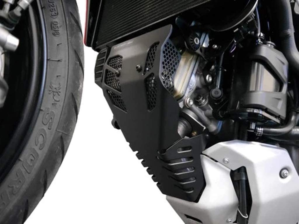Evotech Performance Engine Guard to fit Ducati Multistrada 1260 S PRN013979 2018 to 2020 S D-air Pikes Peak