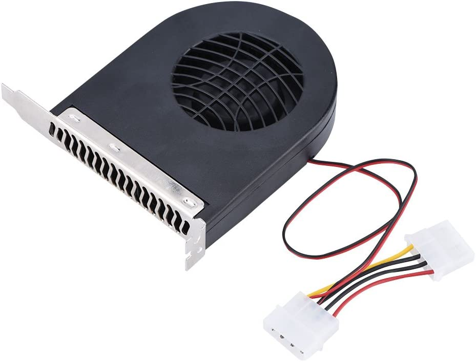 SOONHUA Mini System PCI Slot Blower CPU Case DC Cooling Fan New Cooling Fans PCI for Computer