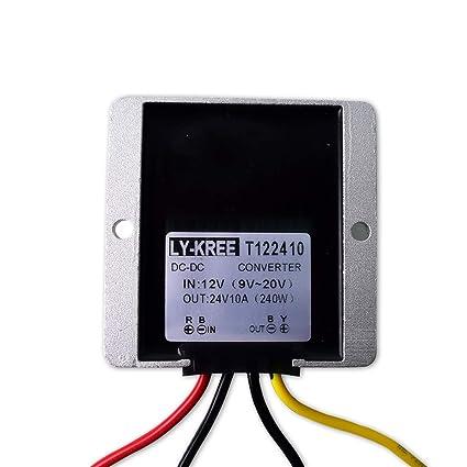 DC 9-20V 12v to 24v Step up Dc Voltage Changer 10A 240W Power Adapter Converter