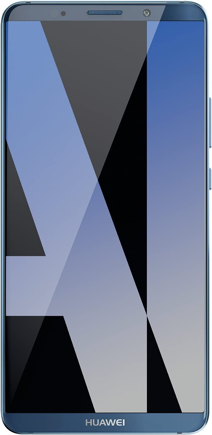 "Huawei Mate 10 Pro Dual SIM Telefono cellulare 4G 128GB - (15.2 cm (6""), 128 GB, 20 MP, Android, 8.0, EMUI 8.0), Blu (Midnight)"