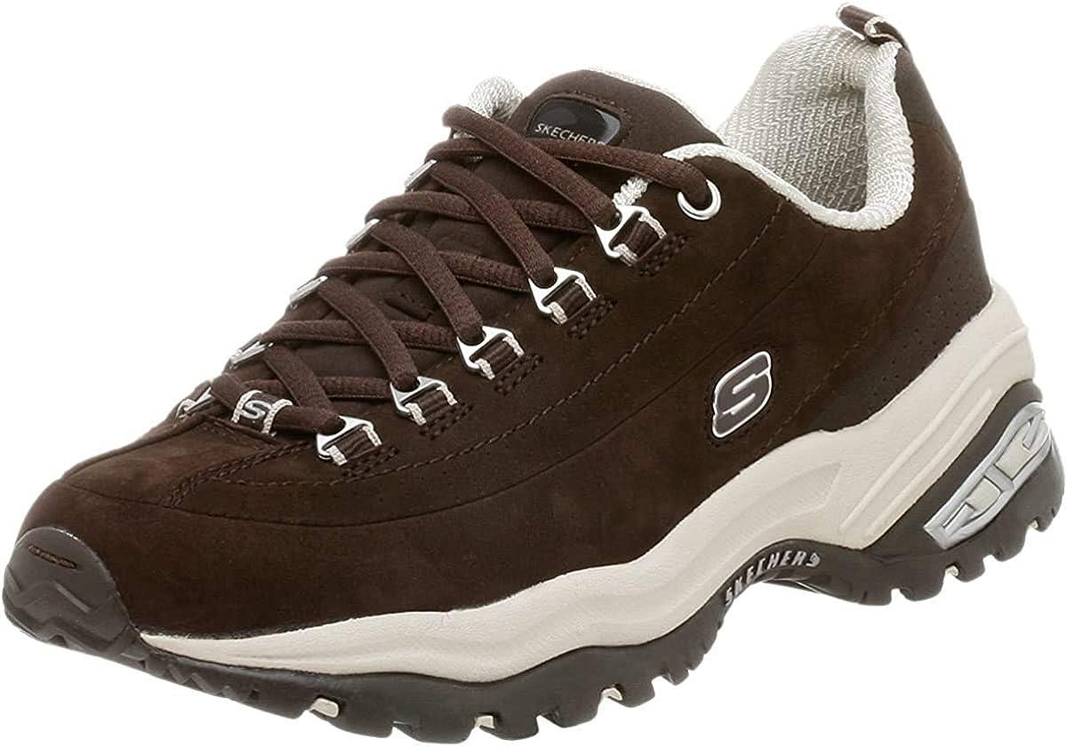 Skechers Sport Women's Premium Sneaker Chocolate/Natural
