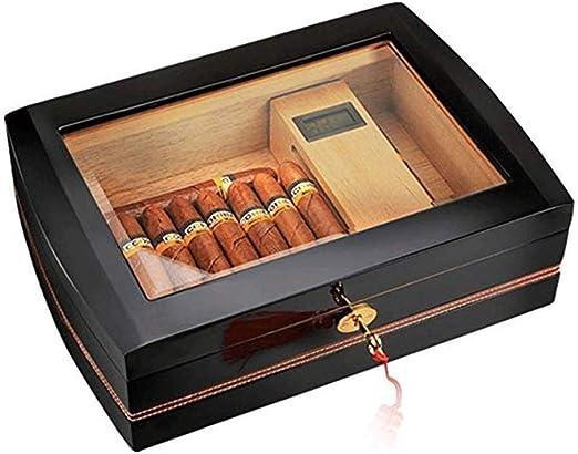 Caja de puros, humidor de cigarros Caja De Cigarros Humidor ...
