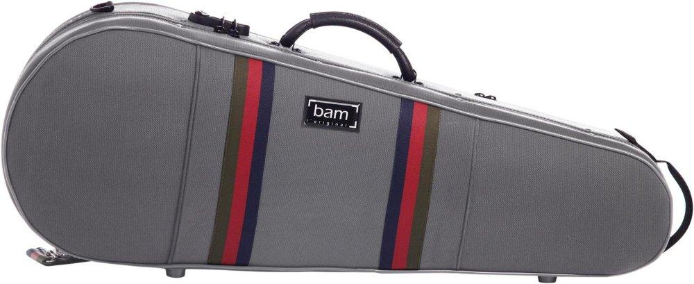 Bam SG5101S Saint Germain Stylus Contoured Viola Case Gray SG5101SG